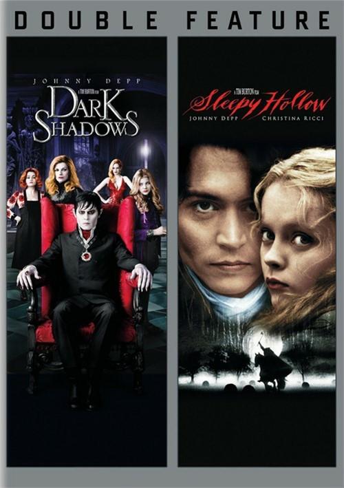 Dark Shadows / Sl--py Hollow (Double Feature)