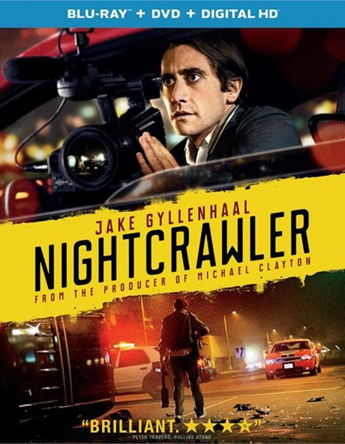 Nightcrawler (Blu-ray + DVD + UltraViolet)