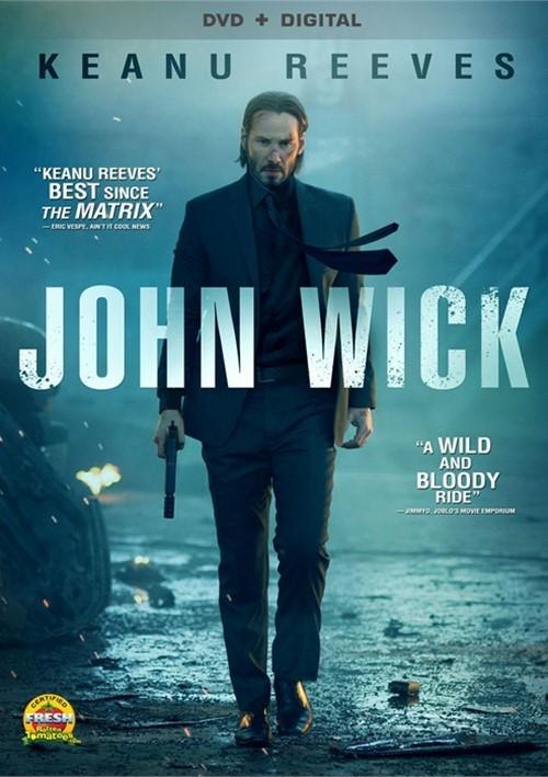 John Wick (DVD + UltraViolet)