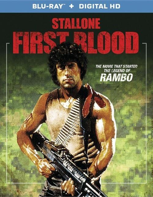 Rambo: First Blood (Blu-ray + UltraViolet)