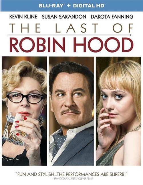 Last Of Robin Hood, The (Blu-ray + UltraViolet)