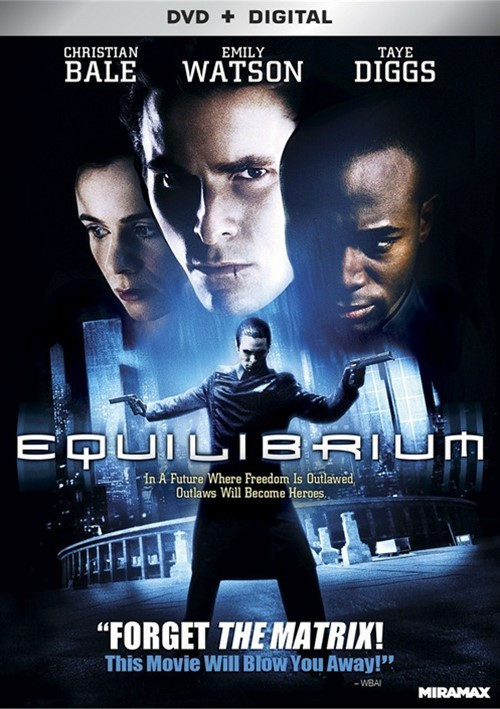 Equilibrium (DVD + UltraViolet)