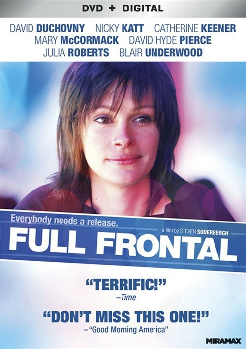 Full Frontal (DVD + UltraViolet)