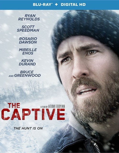 Captive, The (Blu-ray + UltraViolet)