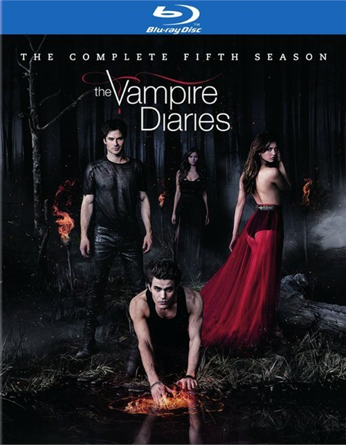 Vampire Diaries, The: The Complete Fifth Season