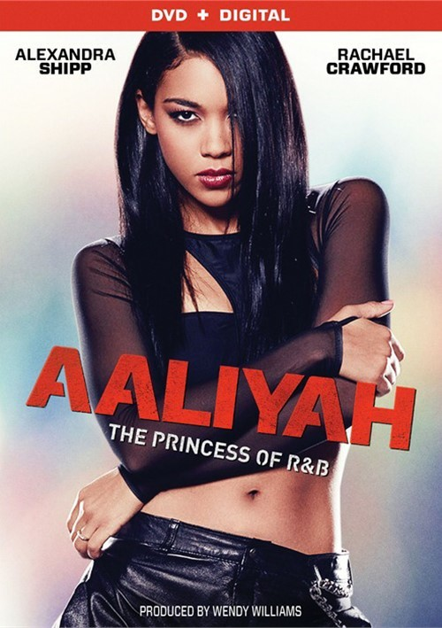 Aaliyah: The Princess Of R&B (DVD + UltraViolet)