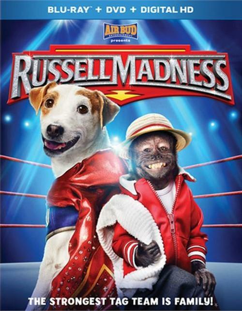 Russell Madness (Blu-ray + DVD + UltraViolet)
