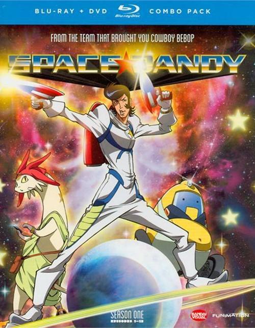 Space Dandy: Season 1 (Blu-ray + DVD)