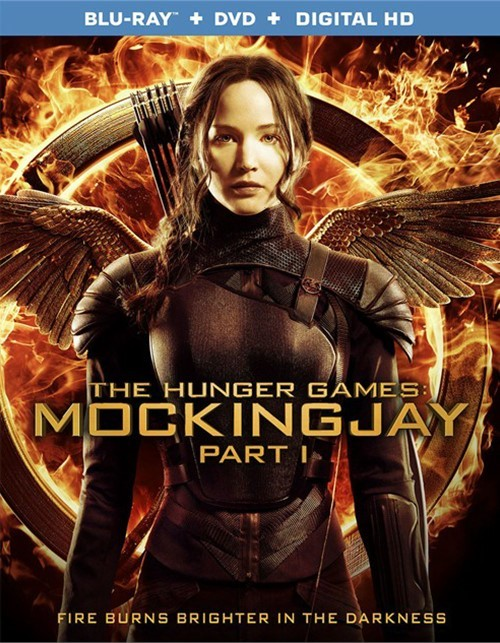 Hunger Games, The: Mockingjay Part 1 (Blu-ray + DVD + UltraViolet)