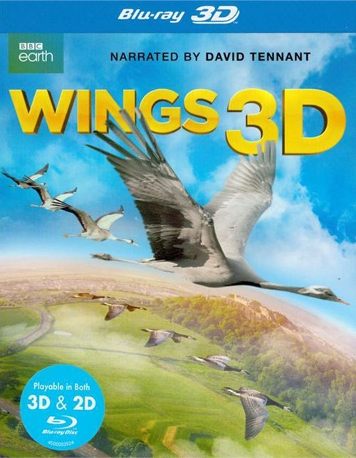 Wings (Blu-ray 3D)
