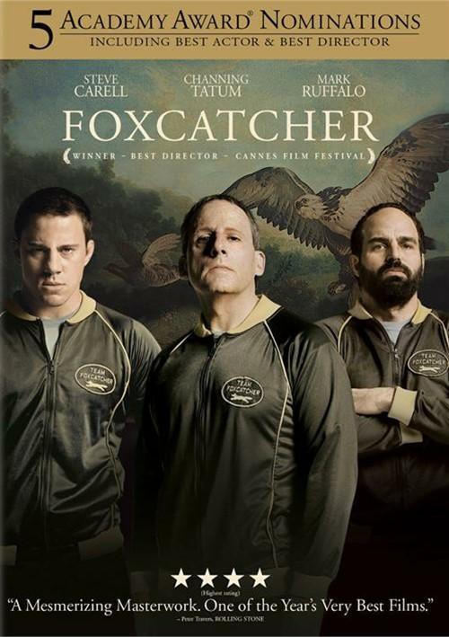 Foxcatcher (DVD + UltraViolet)