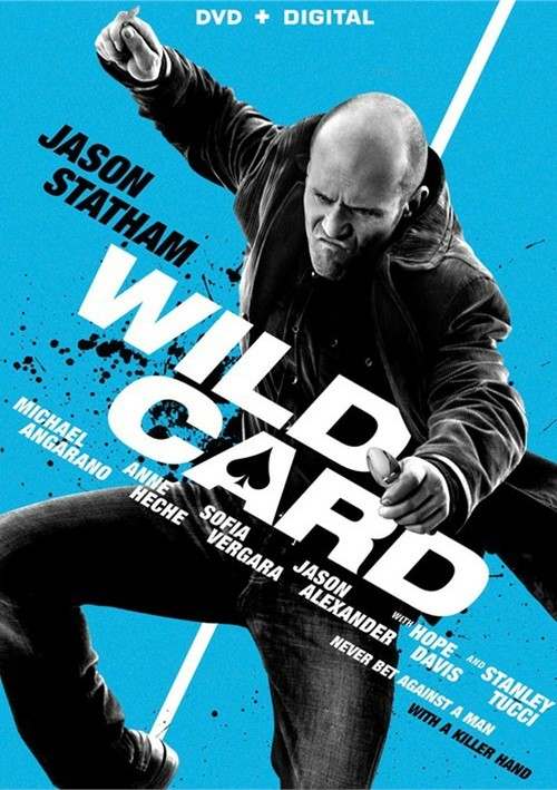 Wild Card (DVD + UltraViolet)