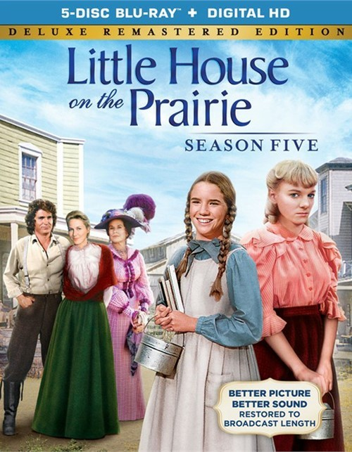 Little House On The Prairie: Season 5 - Collectors Editon (Blu-ray + UltraViolet)
