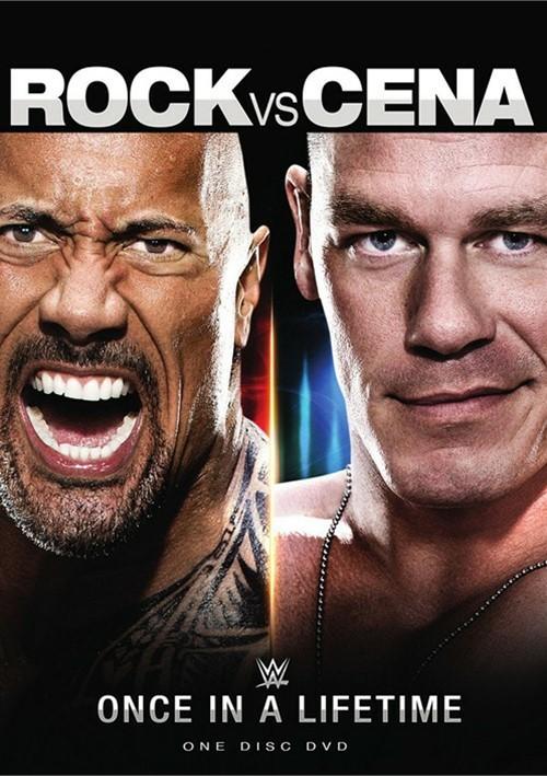WWE: The Rock VS. Cena