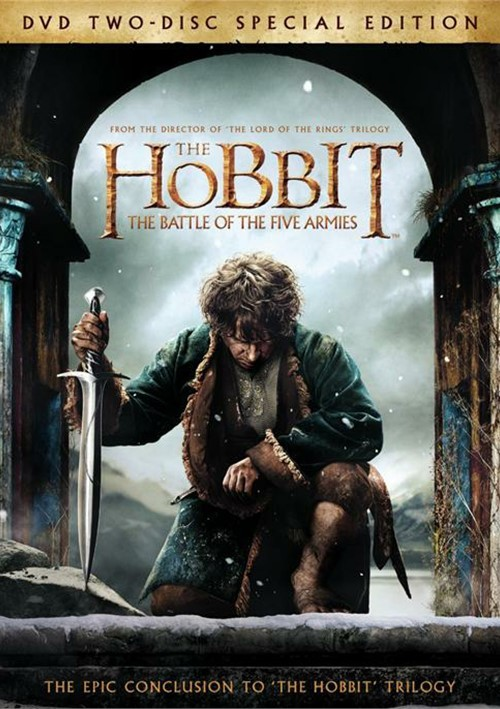 Hobbit, The : The Battle Of The Five Armies - Special Edition (DVD + UltraViolet)