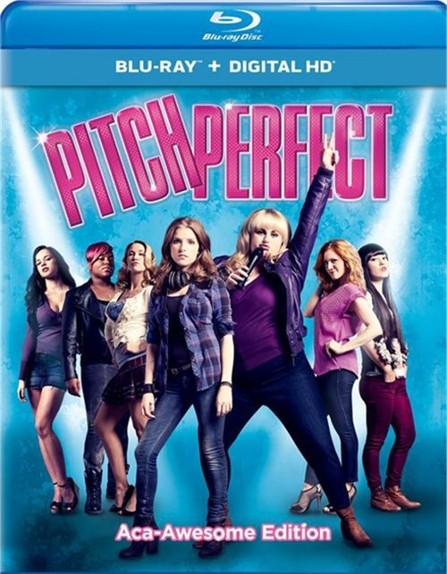 Pitch Perfect: Sing-Along Aca-Awesome Edition (Blu-ray + UltraViolet)