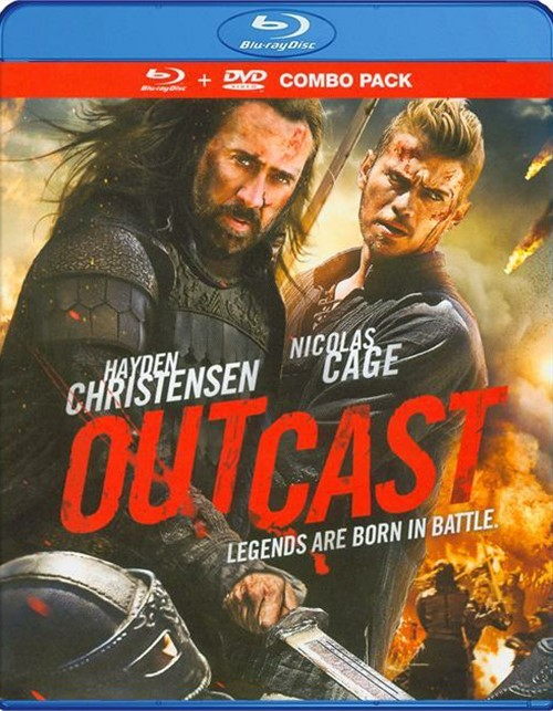 Outcast (Blu-ray + DVD)