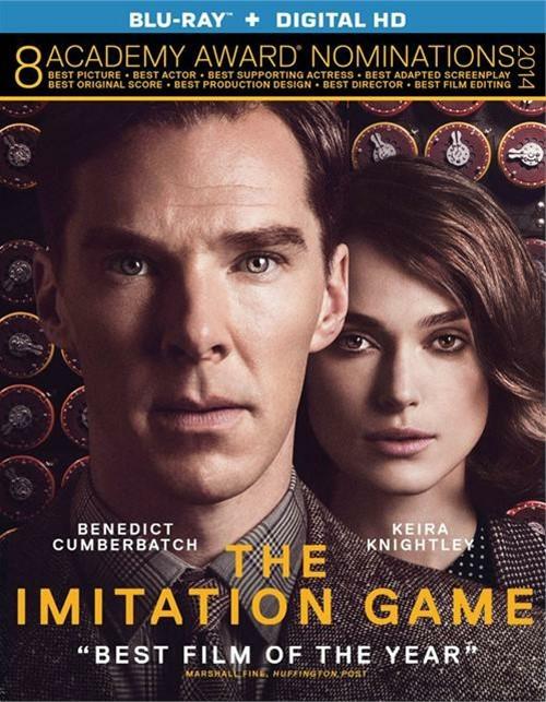 Imitation Game, The (Blu-ray + UltraViolet)