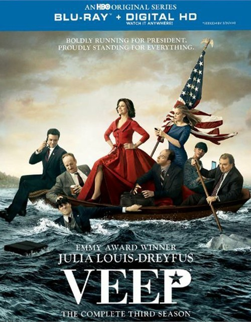 Veep: The Complete Third Season (Blu-ray + UltraViolet)