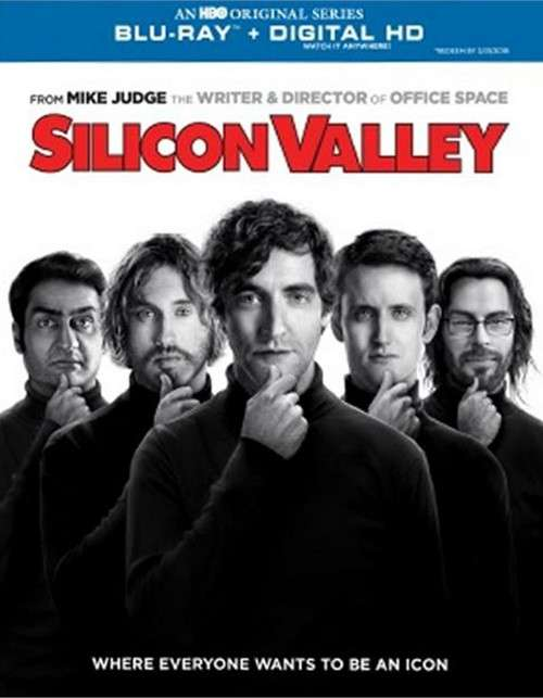 Silicon Valley: The Complete First Season (Blu-ray + UltraViolet)