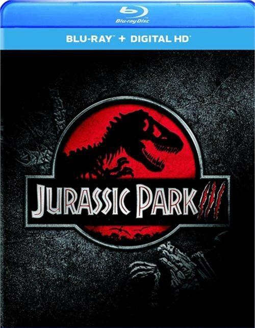 Jurassic Park III (Blu-ray + UltraViolet)