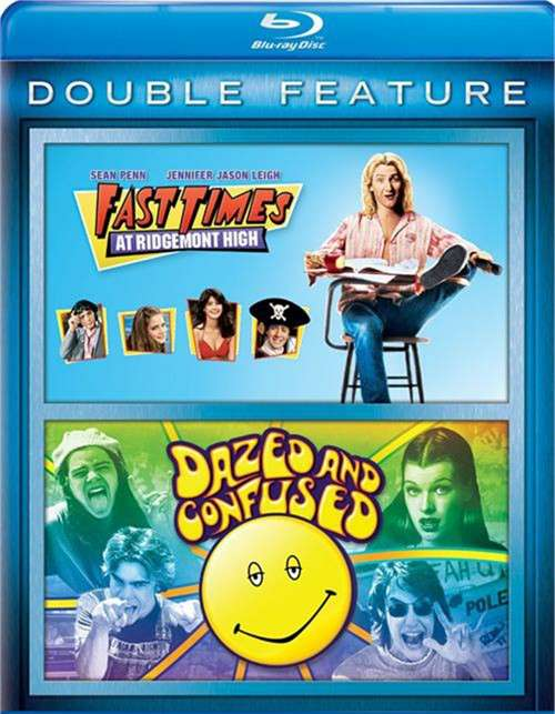 Fast Times At Ridgemont High / Dazed And Confused Double Feature