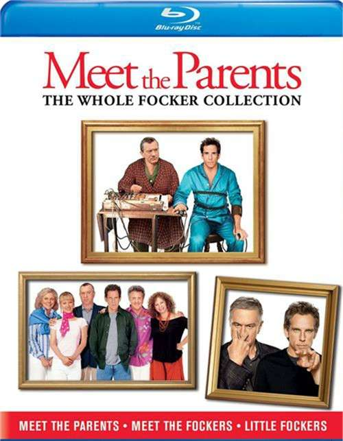 Meet The Parents: The Whole Focker Collection