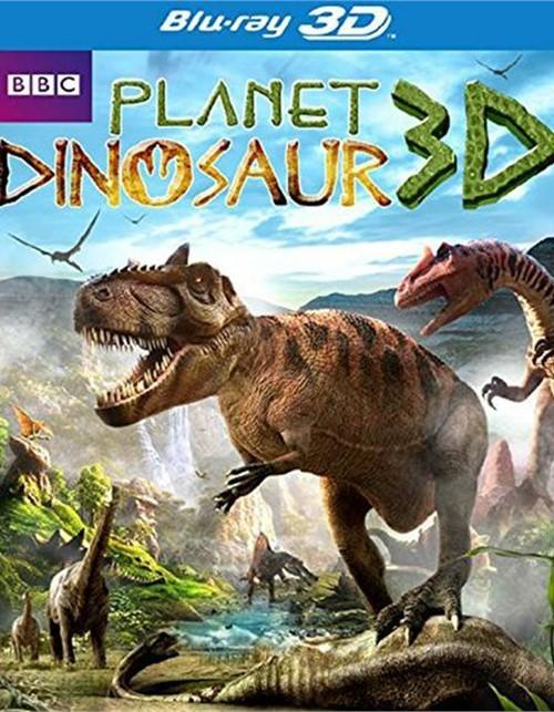 Planet Dinosaur (Blu-ray 3D)