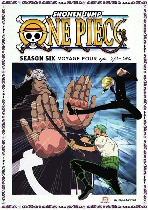 One Piece: Season Six - Fourth Voyage