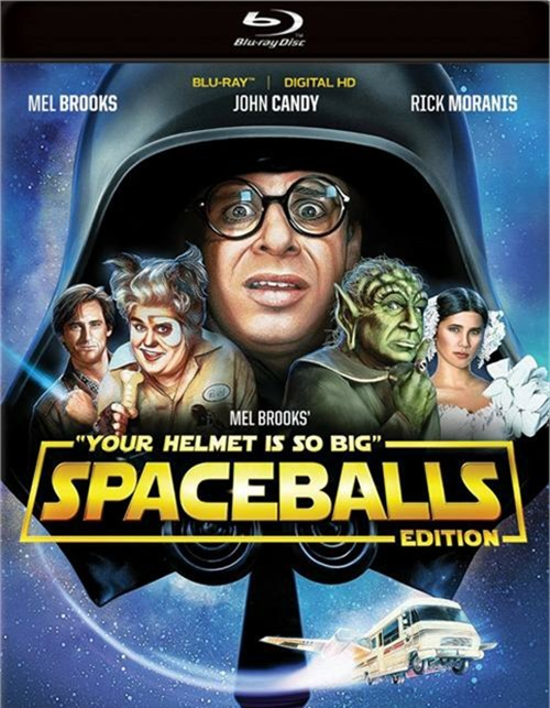 Spaceballs (Blu-ray + UltraViolet) (Repackage)