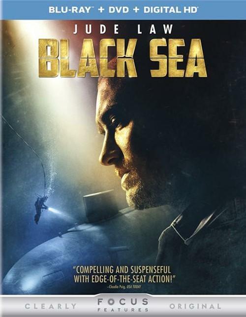 Black Sea (Blu-ray + DVD + UltraViolet)