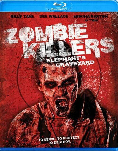 Zombie Killers: Elephants Graveyard