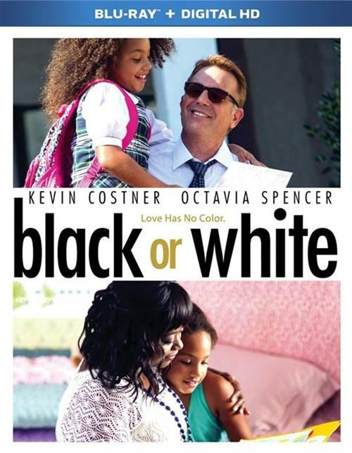 Black Or White (Blu-ray + UltraViolet)