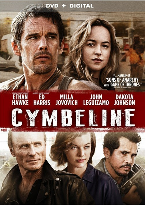 Cymbeline (DVD + UltraViolet)