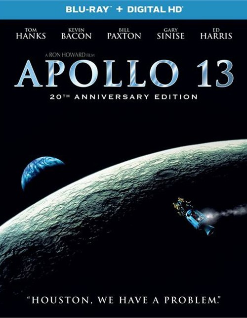 Apollo 13: 20th Anniversary Edition (Blu-ray + UltraViolet)