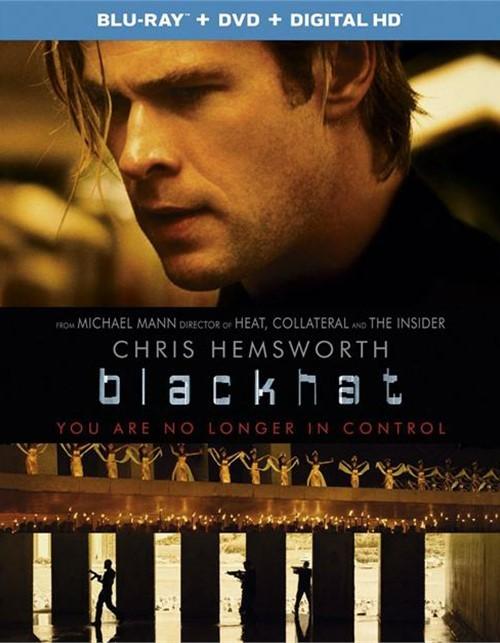 Blackhat (Blu-ray + DVD + UltraViolet)