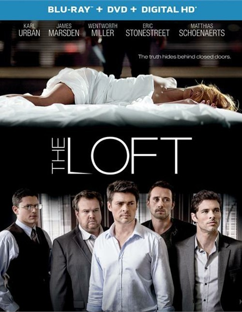 Loft, The (Blu-ray + DVD + UltraViolet)
