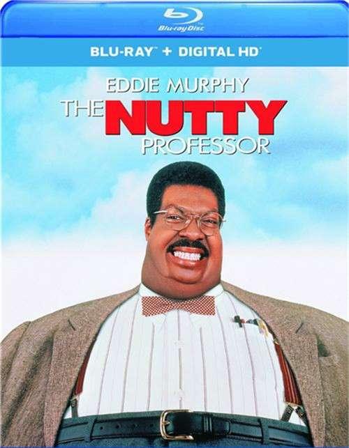 Nutty Professor, The (Blu-ray + UltraViolet)