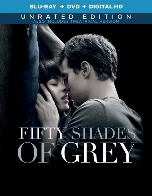Fifty Shades Of Grey (Blu-ray + DVD + Ultra Violet)