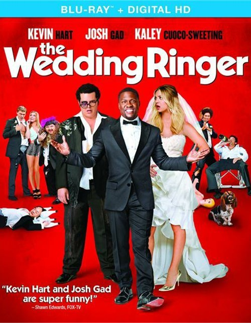Wedding Ringer, The (Blu-ray + Ultra Violet)
