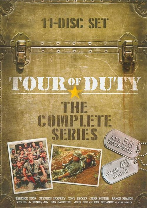 Tour Of Duty: Complete Series