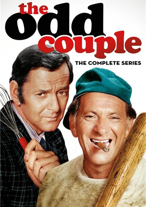 Odd Couple, The: The Complete Series