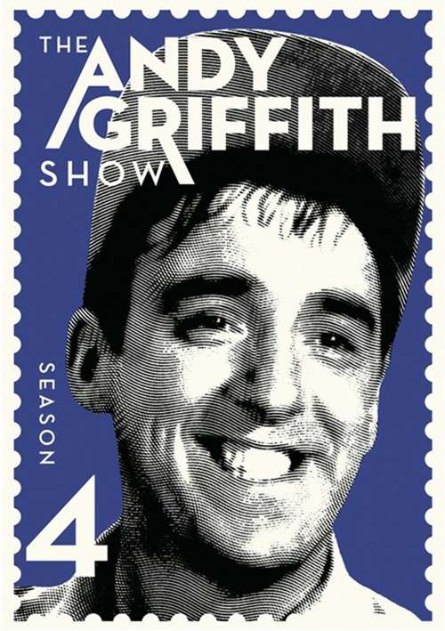 Andy Griffith Show, The: The Complete Fourth Season (Repackage)