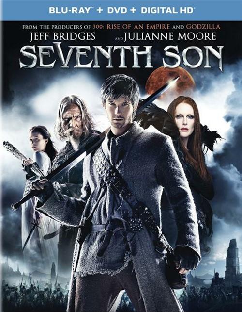 Seventh Son (Blu-ray + DVD + UltraViolet)