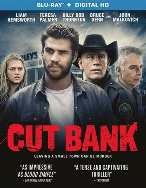 Cut Bank (Blu-ray + UltraViolet)