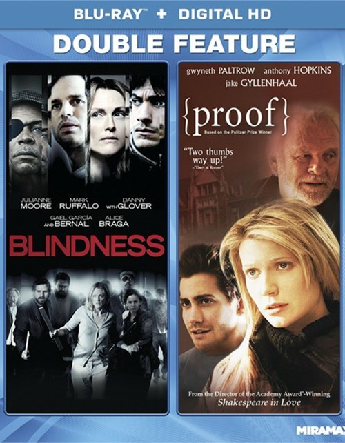Blindness / Proof (Blu-ray + UltraViolet)