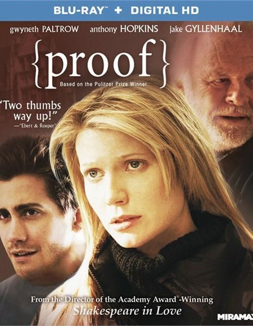 Proof (Blu-ray + UltraViolet)