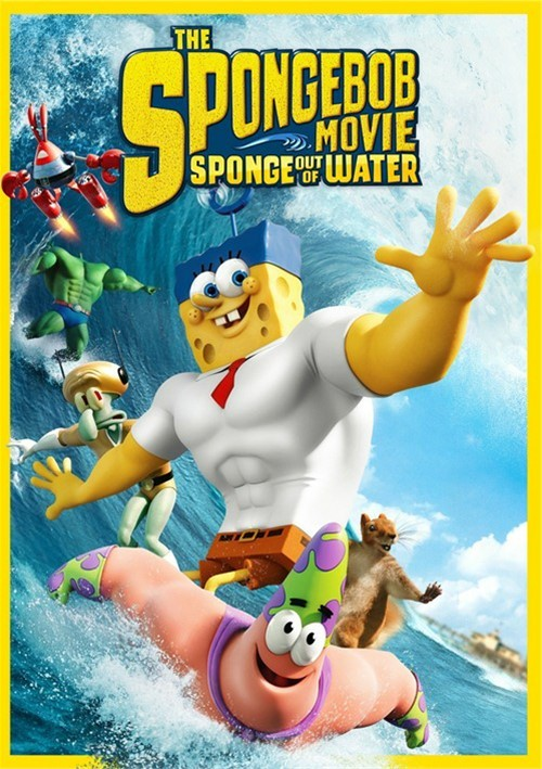 SpongeBob Movie, The: Sponge Out Of Water