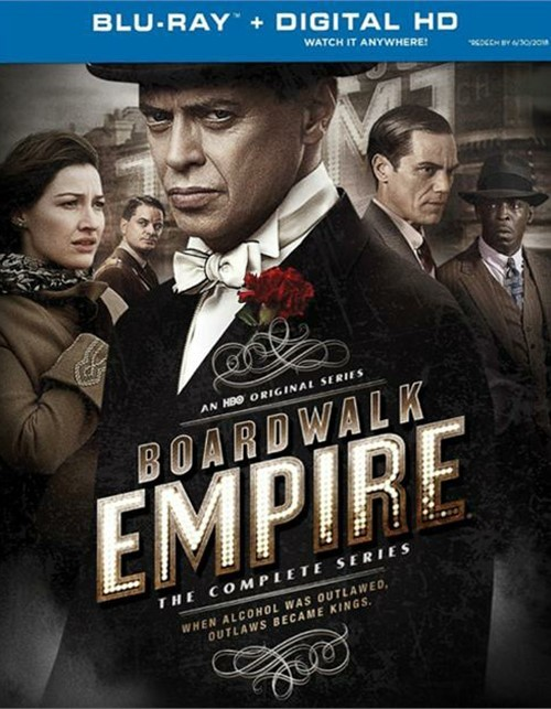 Boardwalk Empire: The Complete Series (Blu-ray + UltraViolet)