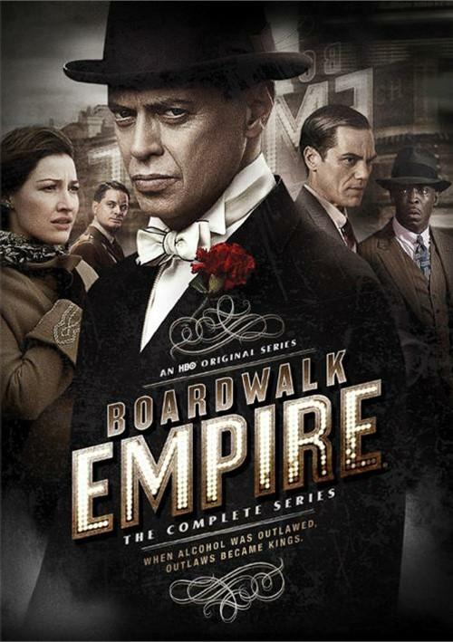 Boardwalk Empire: The Complete Series